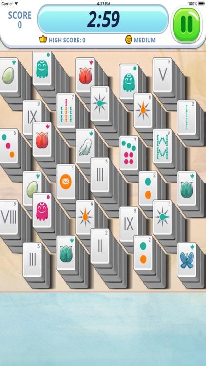 Mahjong Match Puzzel screenshot-4