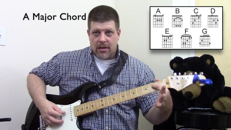 Beginner Guitar Lesson