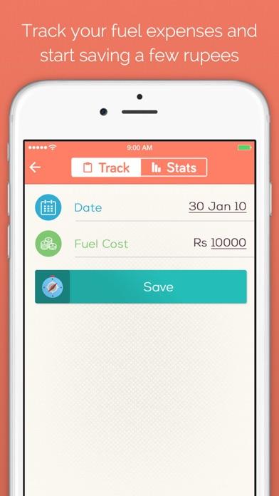 Mauritius Fuel Tracker screenshot four