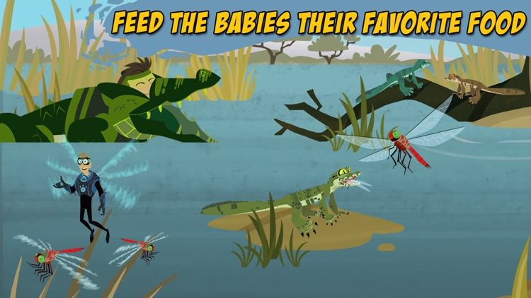 Wild Kratts Baby Buddies screenshot-0