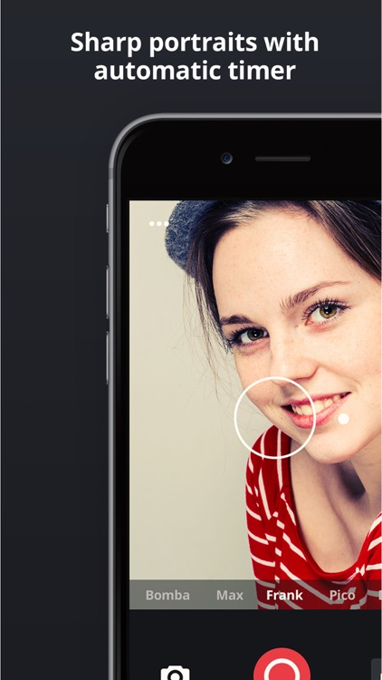 Camu - Camera for simply perfect pictures