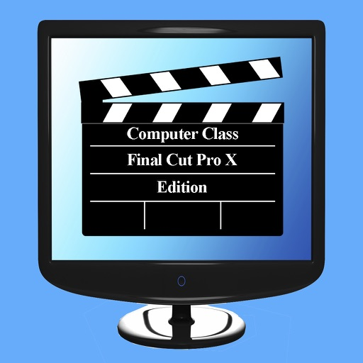 Computer Class - Final Cut Pro X Edition icon