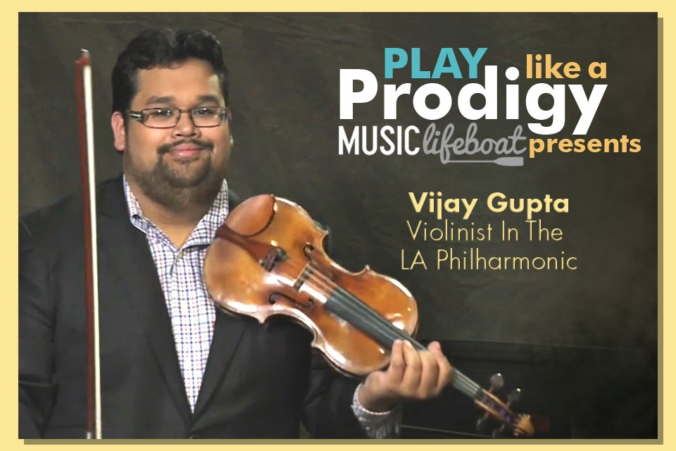 Music Lifeboat Presents Play Like A Prodigy: Learn Violin