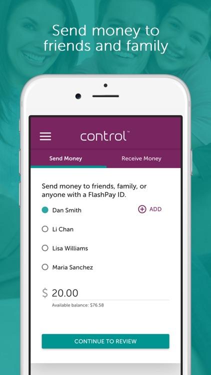 control card prepaid - Control Prepaid Card