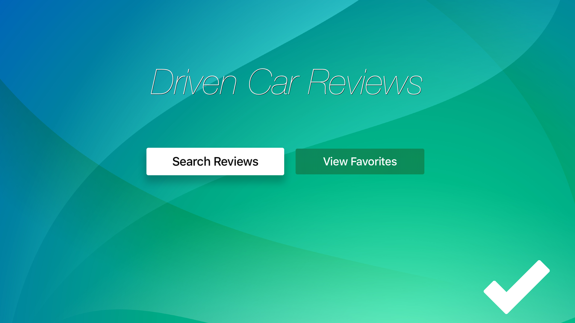 Driven TV - Car Reviews screenshot 4