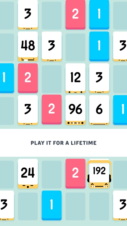 Threes! Freeplay screenshot-4