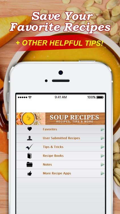 Soup Recipes++ screenshot-3