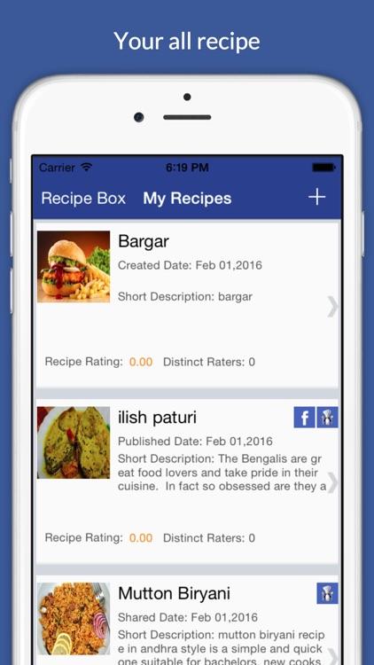 Face Your Food screenshot-3