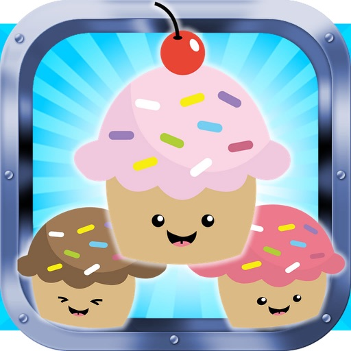 Cake Blitz Pop - Match 3 Game