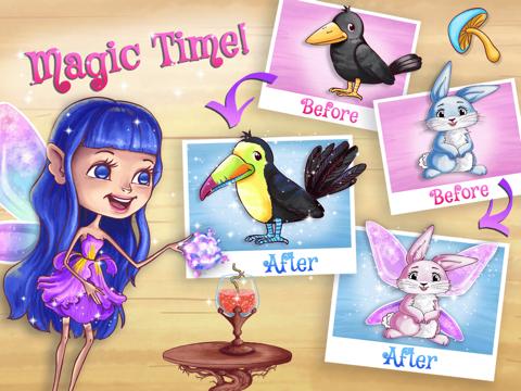 Скачать игру Fairy Sisters 2 - Magical Forest Adventures & Animal Care