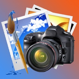 Photo Editor Pro : Change shape, size and color of your image and add sticker, effect to share or save it.