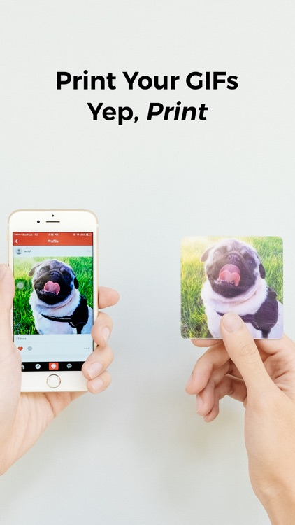 Ubersnap - Capture and Print GIFs