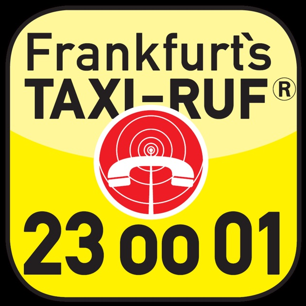 taxi frankfurt im app store. Black Bedroom Furniture Sets. Home Design Ideas