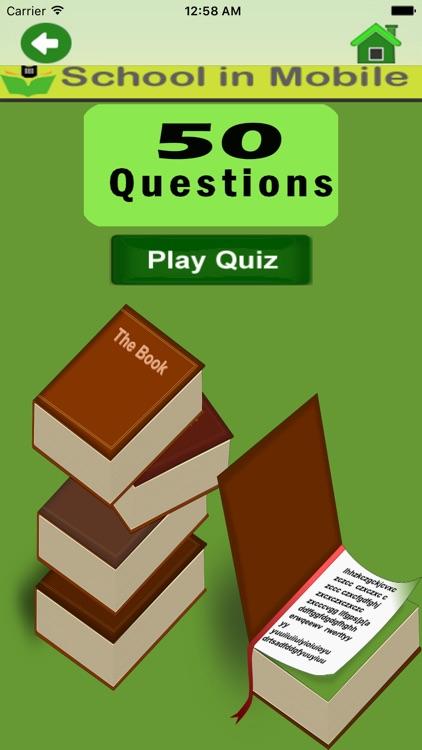 GED Quiz Practice