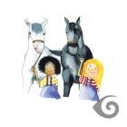 Milly, Molly y Sal y Pimienta HD icon