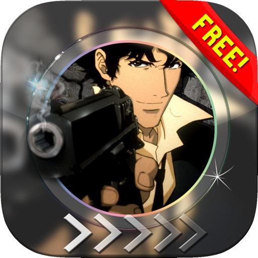 Blur Lock Screen Cowboy Bebop Anime Wallpapers Free Apps 148apps