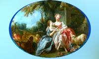 Rococo Art Gallery