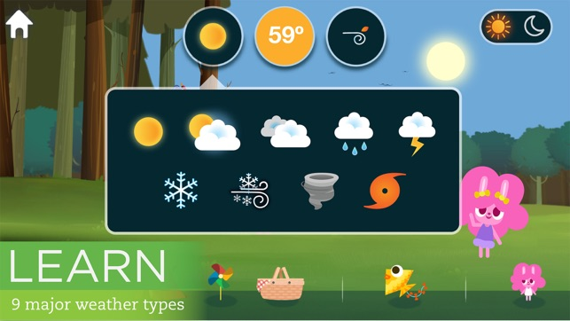 MarcoPolo Weather Screenshot