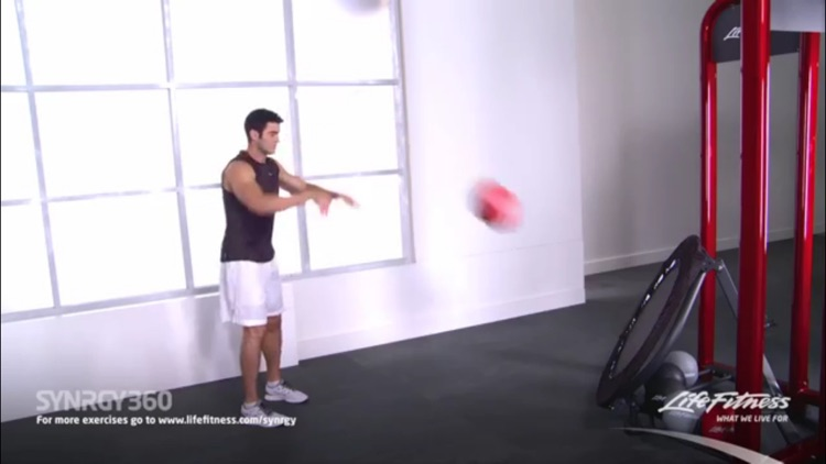 Medicine Ball Workouts screenshot-3