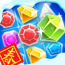 Crush Diamond - Match 2 Puzzle Game