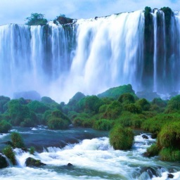 Waterfall Wallpapers - Amazing Waterfalls Of The World
