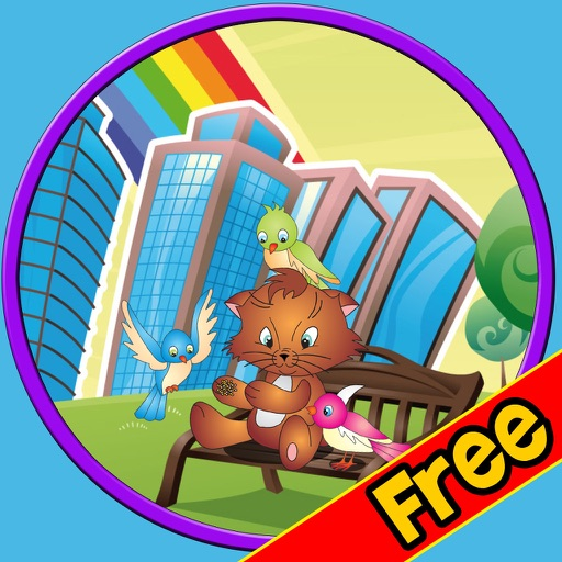 kids cat lovers - free