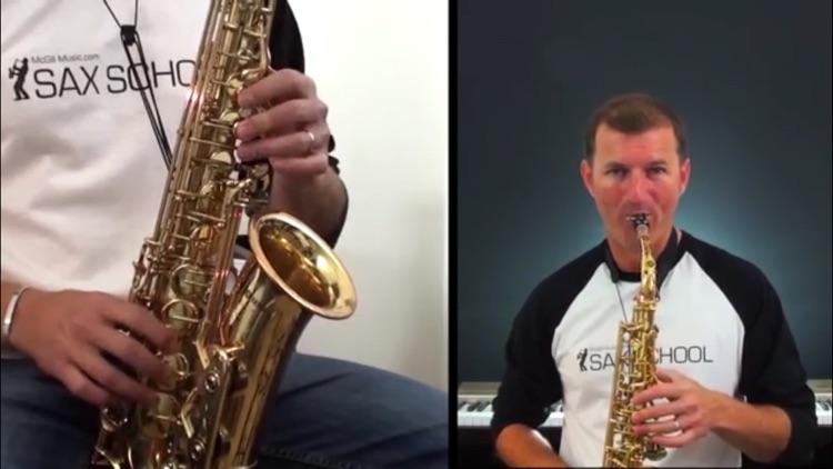 Teach Yourself Sax screenshot-3