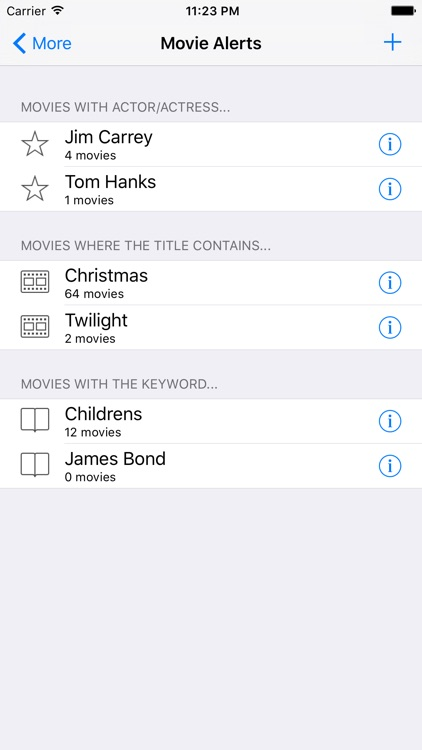 Freeview Films - a TV guide for free-to-air UK movies screenshot-3