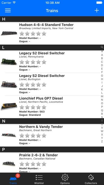 Model Train Collectors