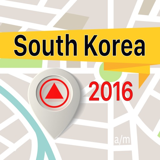 South Korea Offline Map Navigator and Guide