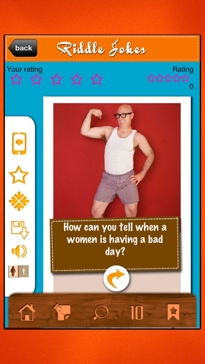 Riddle Jokes - Funny Questions & Answers screenshot-3