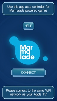 Marmalade Multiplayer Game Controller iphone images