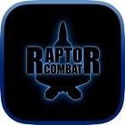 F-22 Raptor Combate Guerra Plane 3d icon