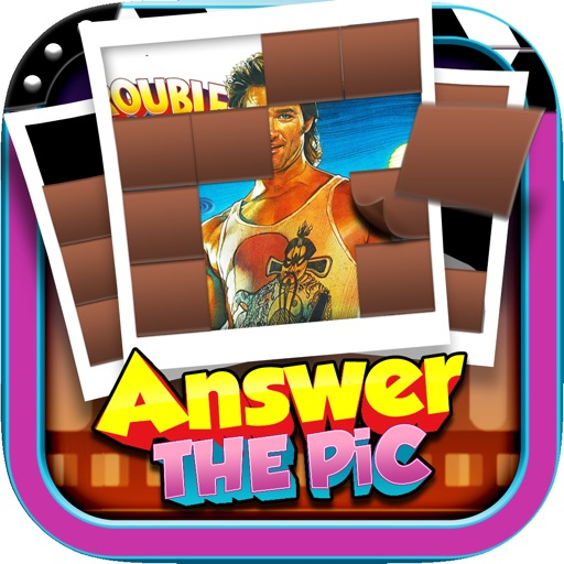 Answers The Pics : 80s Movies Trivia Photo Reveal Games For Pro