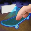 Fingerboard 3D Hologram Joke