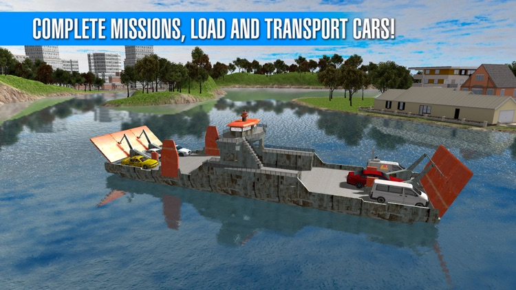 Cargo Ship Simulator: Car Transporter 3D Full