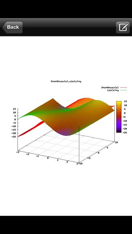 Graphing Calculator 3D screenshot-3