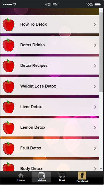 Detox Diet Tips - How to Detox the Healthy Way screenshot-1