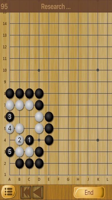 囲碁 - 詰め碁演習のおすすめ画像4