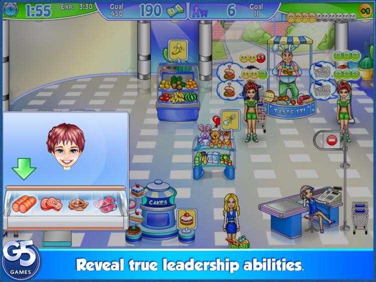Supermarket Management HD screenshot-3