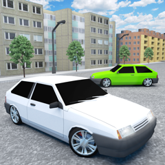 Russian Cars: 8 in City