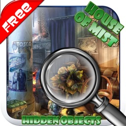 House of Mist Mystery - Hidden Objects