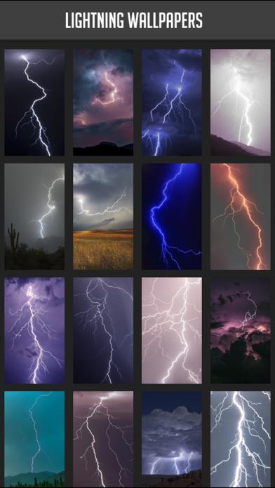 Lightning Wallpapers screenshot one