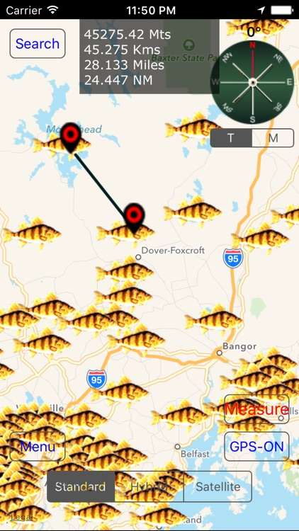 Maine: Fishing Lakes screenshot-3
