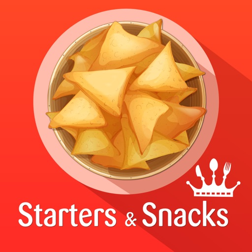 Starters and snacks with 100+ Diet Techniques
