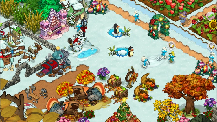 Smurfs' Village and the Magical Meadow screenshot-3