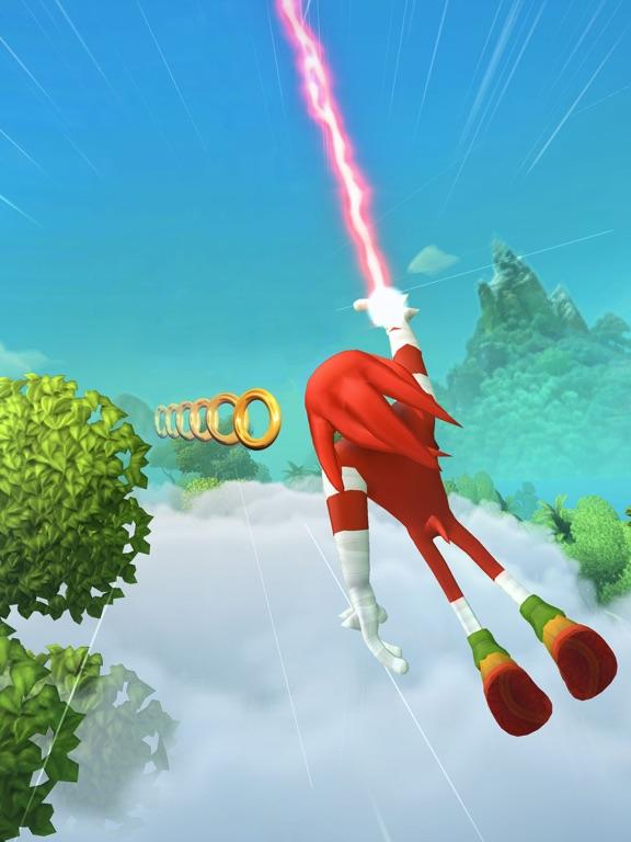 Игра Sonic Dash 2: Sonic Boom