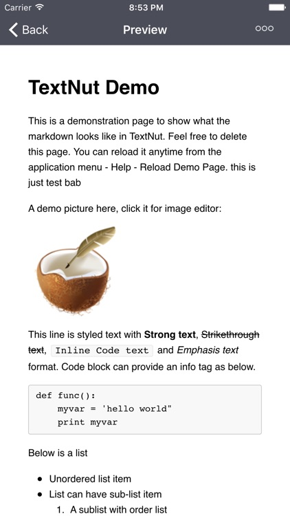 TextNut screenshot-4