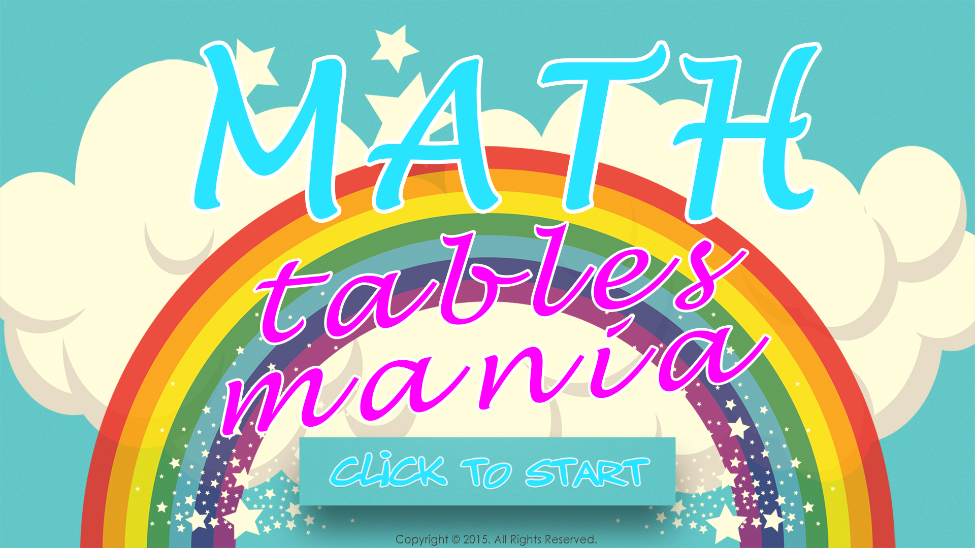 Math Tables Mania - Multiplications and Divisions screenshot 1