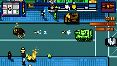 Screenshot #7 for Retro City Rampage DX
